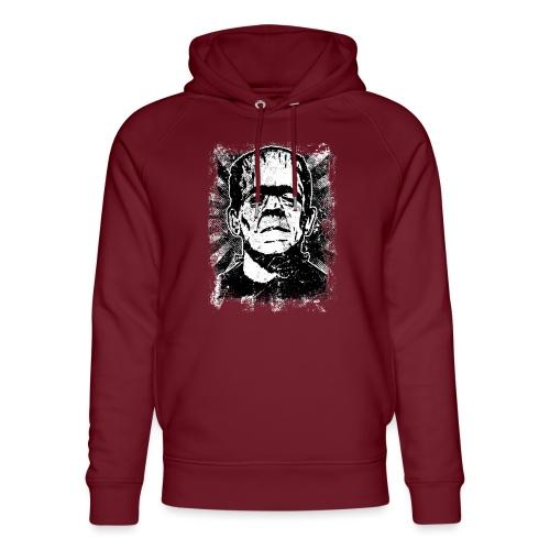 Boris Karloff/Frankenstein vintage sw - Unisex Bio-Hoodie von Stanley & Stella