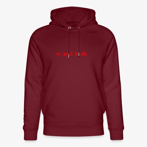 sog s1t l 1 - Stanley & Stella unisex hoodie af økologisk bomuld