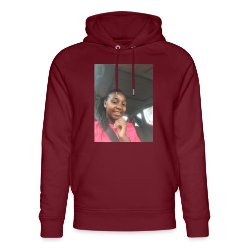 tee shirt personnalser par moi LeaFashonIndustri - Sweat à capuche bio Stanley & Stella unisexe