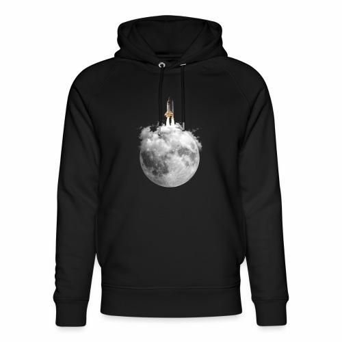Mondrakete - Unisex Bio-Hoodie von Stanley & Stella