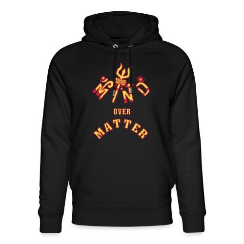 Mind over Matter - Stanley & Stella unisex hoodie af økologisk bomuld