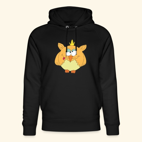 Fuzzy T-Shirt orange - Unisex Bio-Hoodie von Stanley & Stella