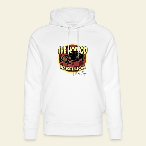 hotrod rebellion - Stanley & Stella unisex hoodie af økologisk bomuld