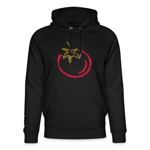 tomato 1000points - Unisex Organic Hoodie by Stanley & Stella