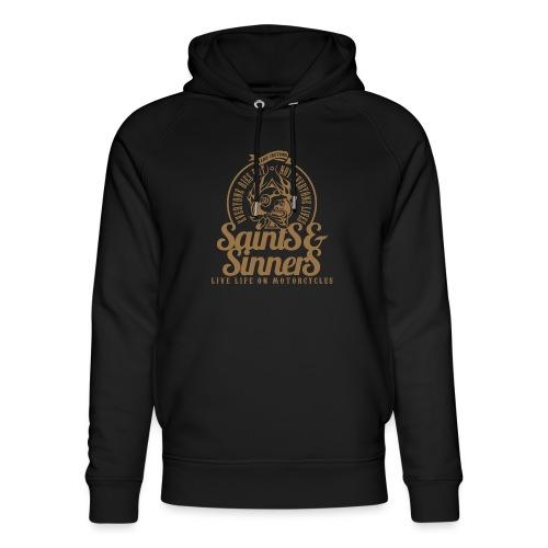 Kabes Saints & Sinners - Unisex Organic Hoodie by Stanley & Stella
