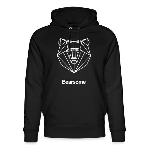 Bearsøme Hoodie - Uniseks bio-hoodie van Stanley & Stella