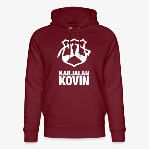 Karjalan Kovin Iso logo - Stanley & Stellan unisex-luomuhuppari