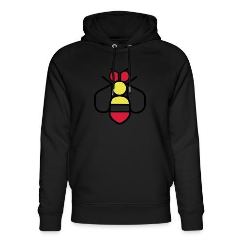 Bee - Unisex Organic Hoodie by Stanley & Stella