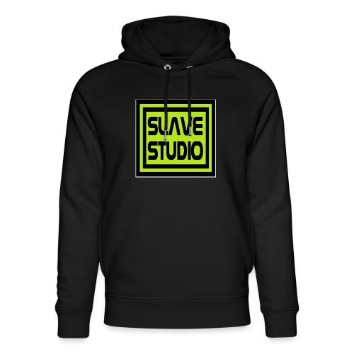 Slave Studio logo - Felpa con cappuccio ecologica unisex di Stanley & Stella