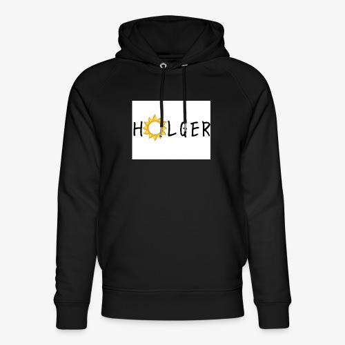 Holger Sommer edition - Stanley & Stella unisex hoodie af økologisk bomuld