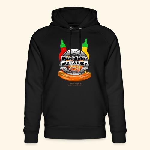 Grillen T Shirt Projektleiter Grillwurst - Unisex Bio-Hoodie von Stanley & Stella