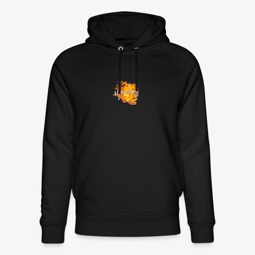 NeverLand Fire - Uniseks bio-hoodie van Stanley & Stella