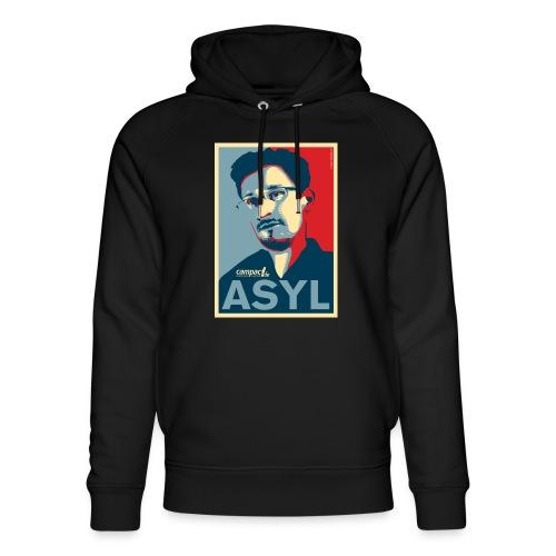 Asyl für Edward Snowden - Unisex Bio-Hoodie von Stanley & Stella