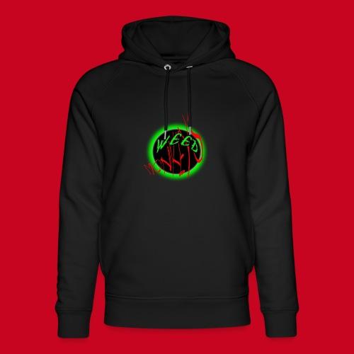 logo - Unisex Organic Hoodie by Stanley & Stella