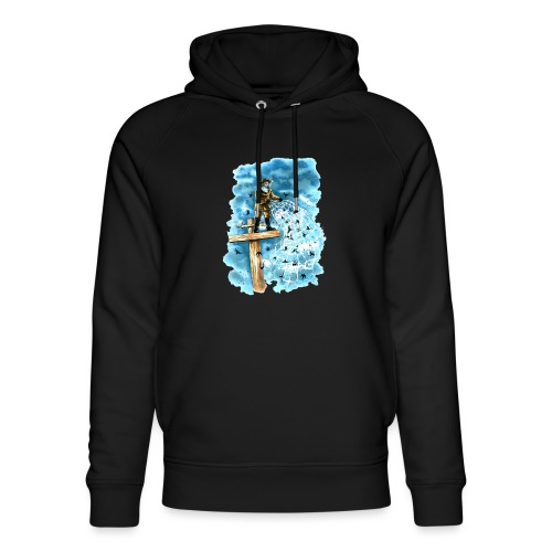 after the storm - Unisex Organic Hoodie by Stanley & Stella