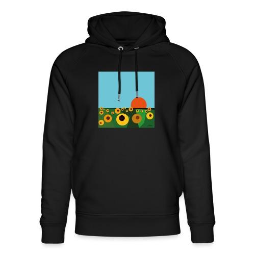 Sunflower - Unisex Organic Hoodie by Stanley & Stella