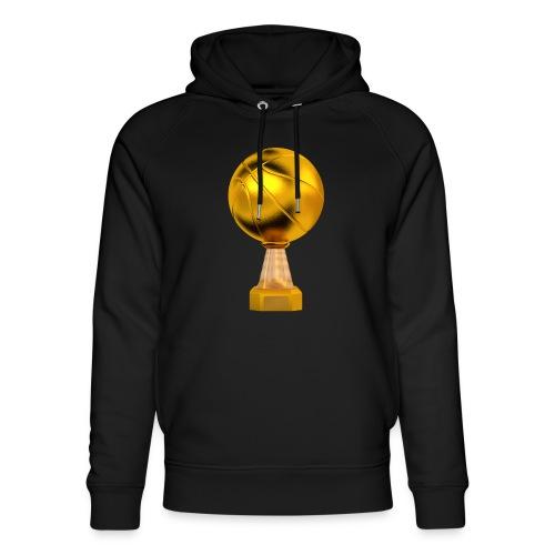 Basketball Golden Trophy - Sweat à capuche bio Stanley & Stella unisexe