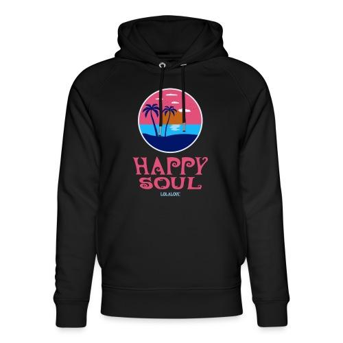 Happy Soul! - Unisex Bio-Hoodie von Stanley & Stella