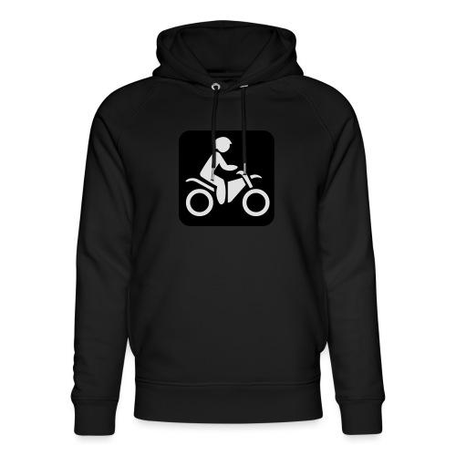 motorcycle - Stanley & Stellan unisex-luomuhuppari