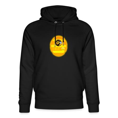 Herre T-Shirt - Med logo - Stanley & Stella unisex hoodie af økologisk bomuld