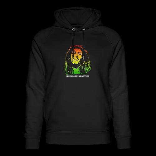 King of Reggae - Unisex Bio-Hoodie von Stanley & Stella