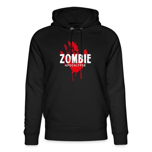 Zombie Apocalypse - Ekologisk luvtröja unisex från Stanley & Stella