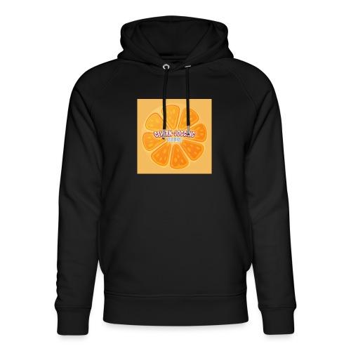orangetextur - Unisex Bio-Hoodie von Stanley & Stella