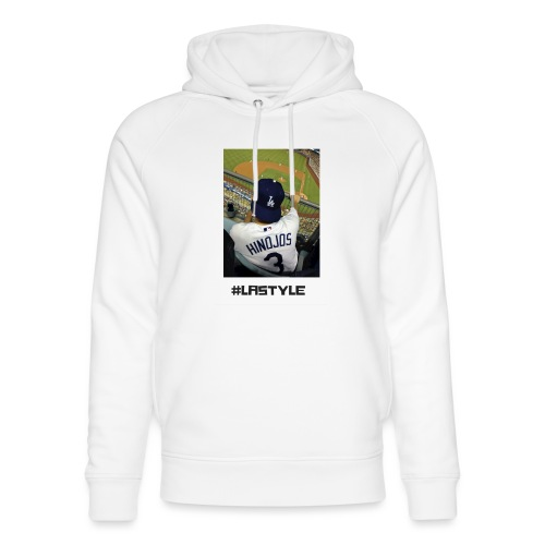 L.A. STYLE 1 - Unisex Organic Hoodie by Stanley & Stella
