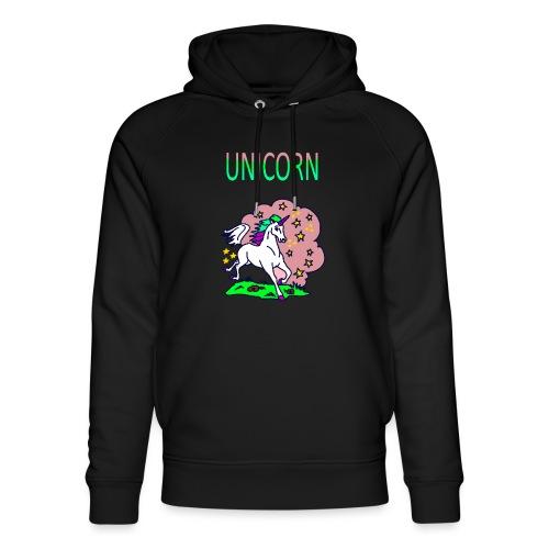 Einhorn unicorn - Unisex Bio-Hoodie von Stanley & Stella