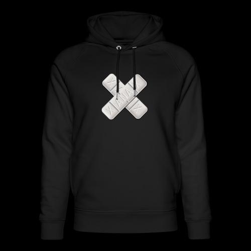 Xanax X Logo - Unisex Bio-Hoodie von Stanley & Stella