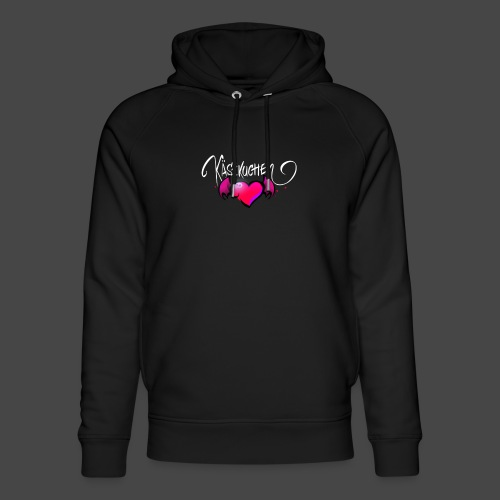 Logo and name - Unisex Organic Hoodie by Stanley & Stella