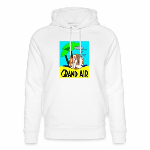 Grand-Air - Sweat à capuche bio Stanley & Stella unisexe