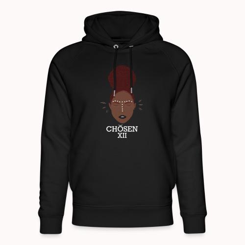 Edgy Ebony - Uniseks bio-hoodie van Stanley & Stella
