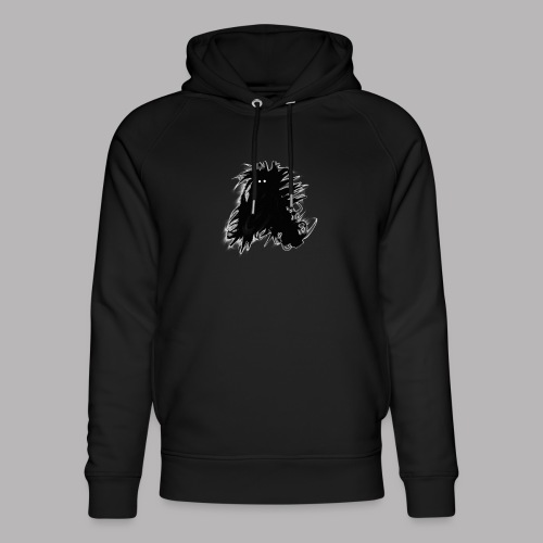 Alan at Attention - Unisex Organic Hoodie by Stanley & Stella