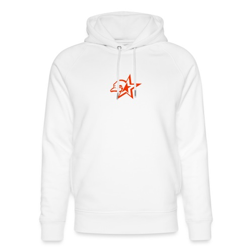 Buschy Bobby Racing League on black - Unisex Organic Hoodie by Stanley & Stella