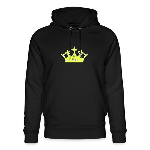 Team King Crown - Unisex Organic Hoodie by Stanley & Stella