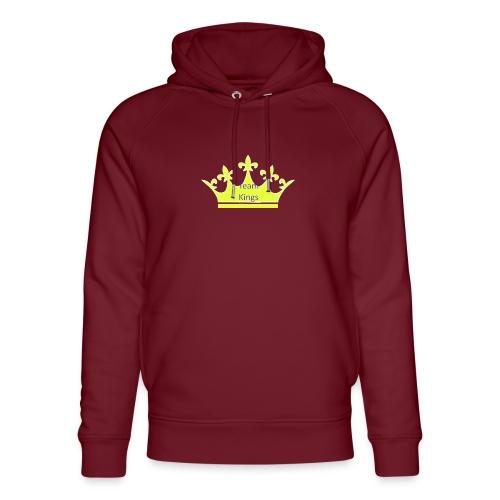 Team King Crown - Unisex Organic Hoodie by Stanley & Stella