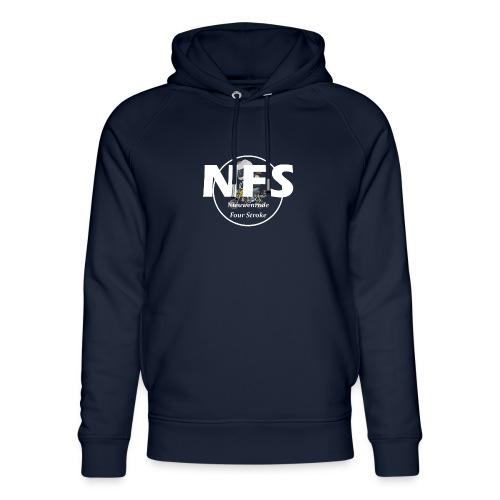 NFS logo - Uniseks bio-hoodie van Stanley & Stella
