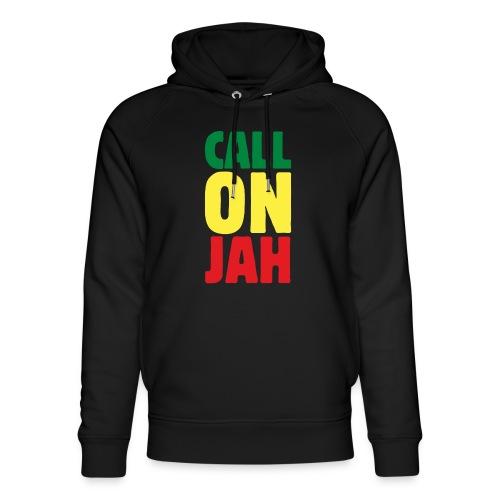 Call on Jah - Jah Rastafari - Reggae Roots - Unisex Bio-Hoodie von Stanley & Stella