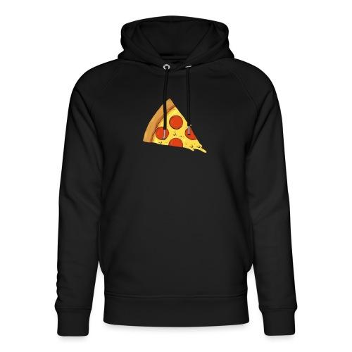 Pizza - Felpa con cappuccio ecologica unisex di Stanley & Stella