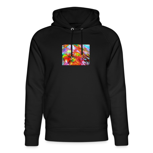 abstract 1 - Unisex Organic Hoodie by Stanley & Stella