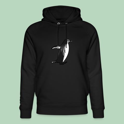 Penguin Penguïn (gentoo) - Uniseks bio-hoodie van Stanley & Stella