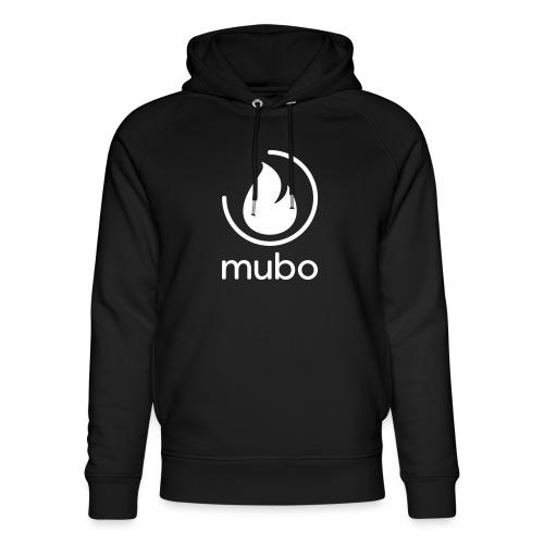 mubo logo - Unisex Organic Hoodie by Stanley & Stella