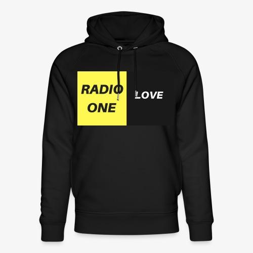RADIO ONE LOVE - Sweat à capuche bio Stanley & Stella unisexe