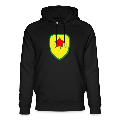 Mens Green YPG Support Tee - Stanley & Stellan unisex-luomuhuppari