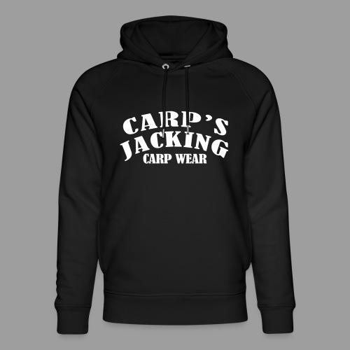 Carp's griffe CARP'S JACKING - Sweat à capuche bio Stanley & Stella unisexe
