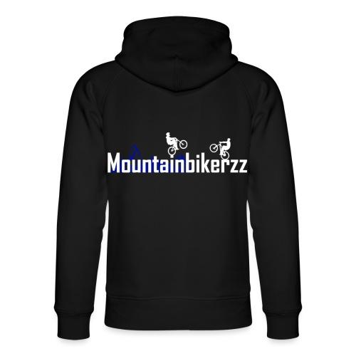 Mountainbikerzz - Unisex Bio-Hoodie von Stanley & Stella