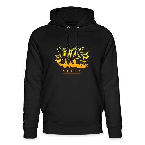 Wild Style Burner - Stanley & Stella unisex hoodie af økologisk bomuld