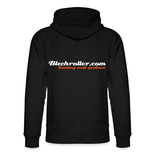 blechroller logo - Unisex Bio-Hoodie von Stanley & Stella