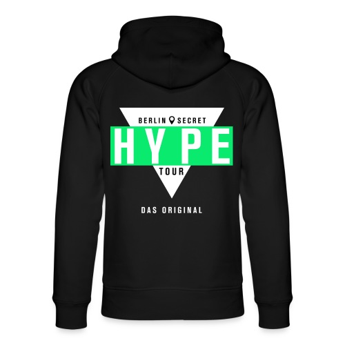 Late Night Berlin Secret Hype Tour - Unisex Bio-Hoodie von Stanley & Stella